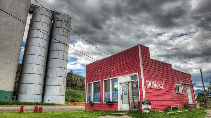 Stockyard Cafe - Click to see it in Hi Resolution!
