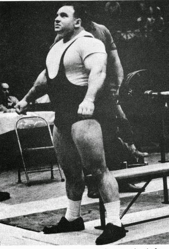 More Than One Way To Skin A Cat- The 500 lb Bench Press With