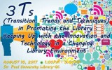 3Ts (Transition, Trends and Techniques) in Promoting the Library