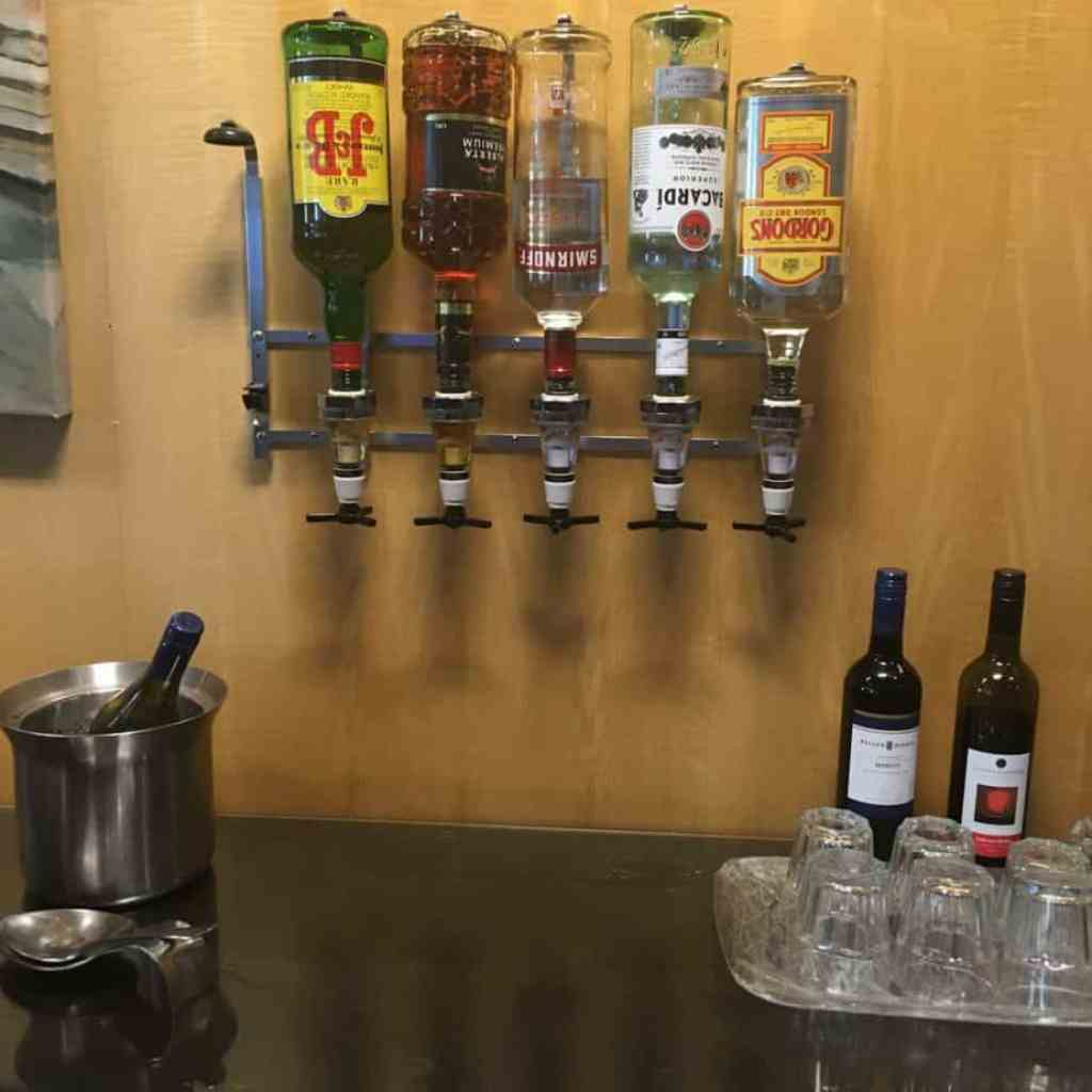 Read Plaid Shirt Yoga Pant's review of Vancouver's Airport Plaza Premium Lounge access with Priority Pass.