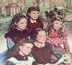 Little_Women_1949_Japanese_Poster