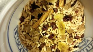 healthy snack mix for kids