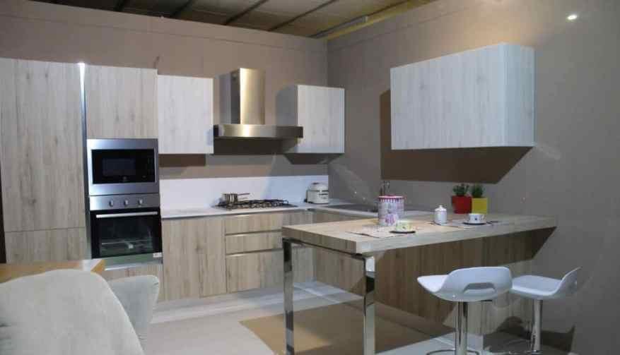 beige kitchen solution