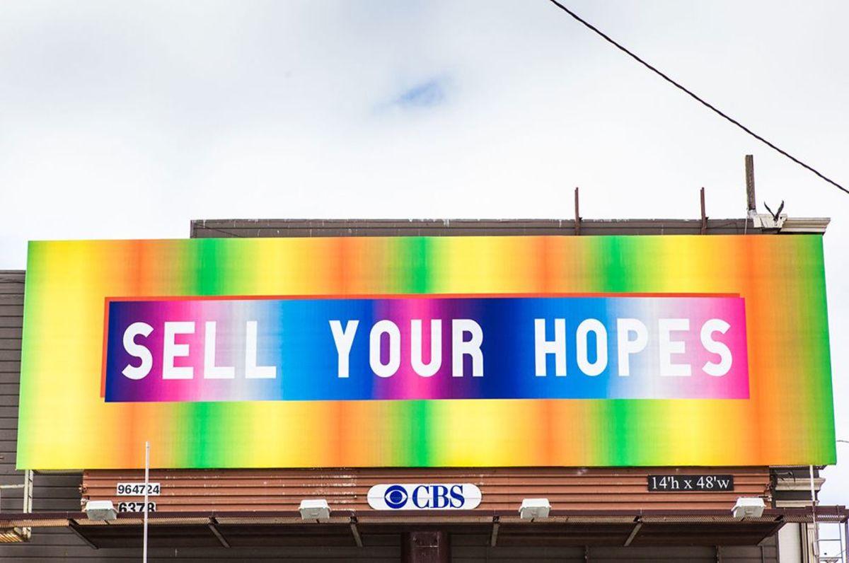 Art Takes On Advertising In San Fran