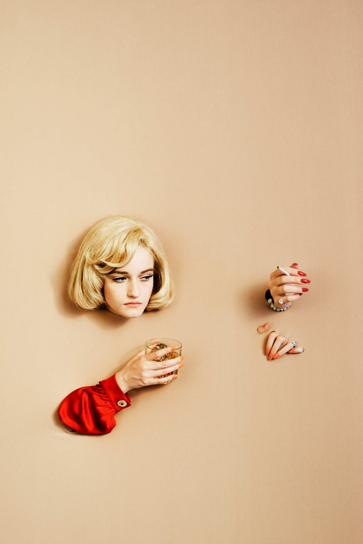 A Fashion Editorial Of Disjointed Body Parts By Alex Prager - Plain Magazine-1212