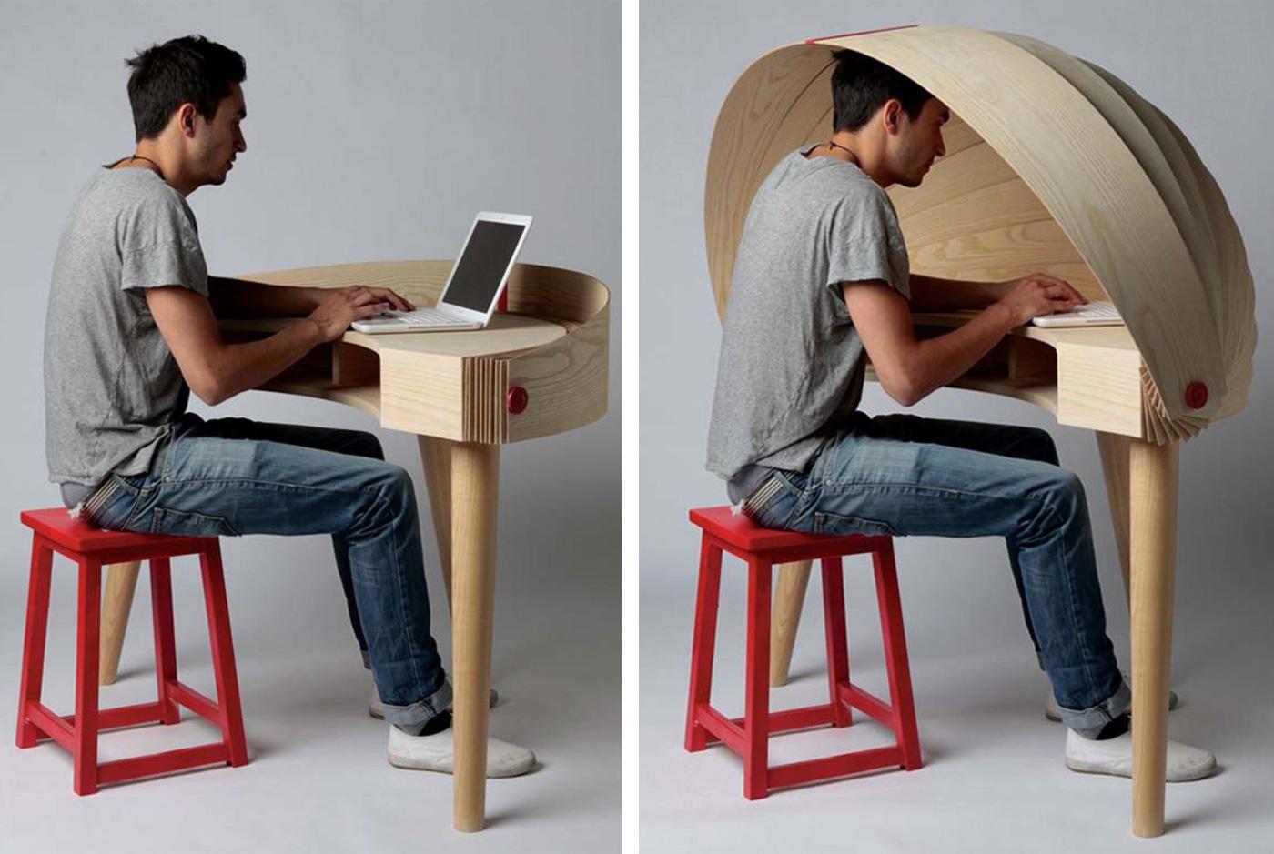 Coolest Desk our round-up of creative work desks - plain magazine