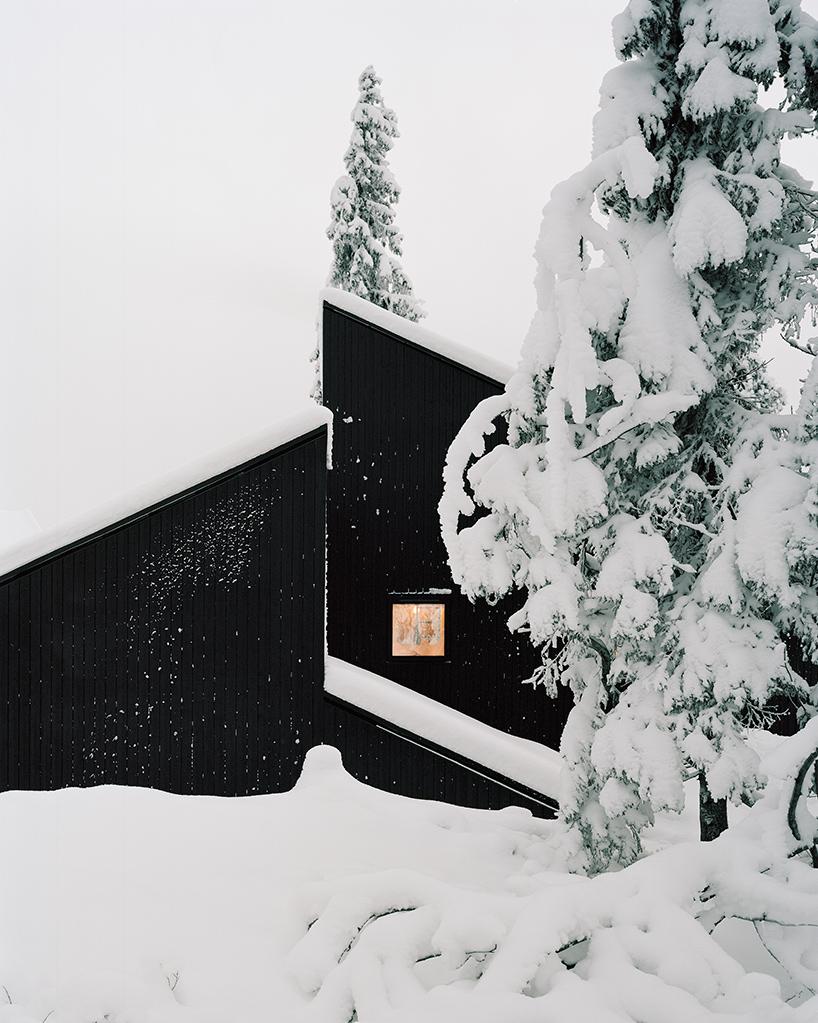 Norway's Cabin Vindheim by architecture studio Vardehaugen