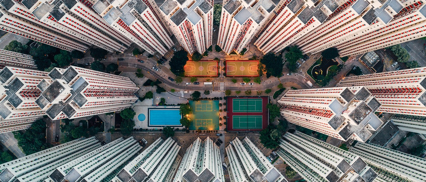 Andy Yeung Photography Drone Walled City