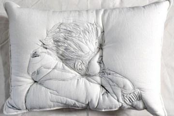 Maryam Ashkanian Art Sleep Series