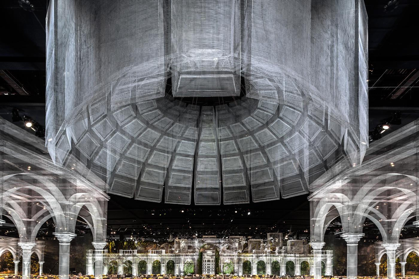 ... Edoardo Tresoldi Architecture Wire Mesh ...