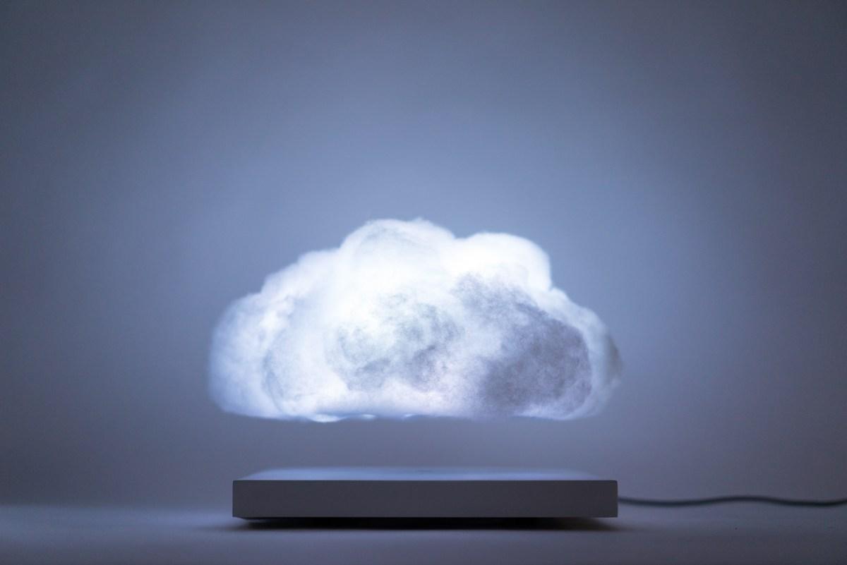 Floating Cloud Richard Clarkson Design