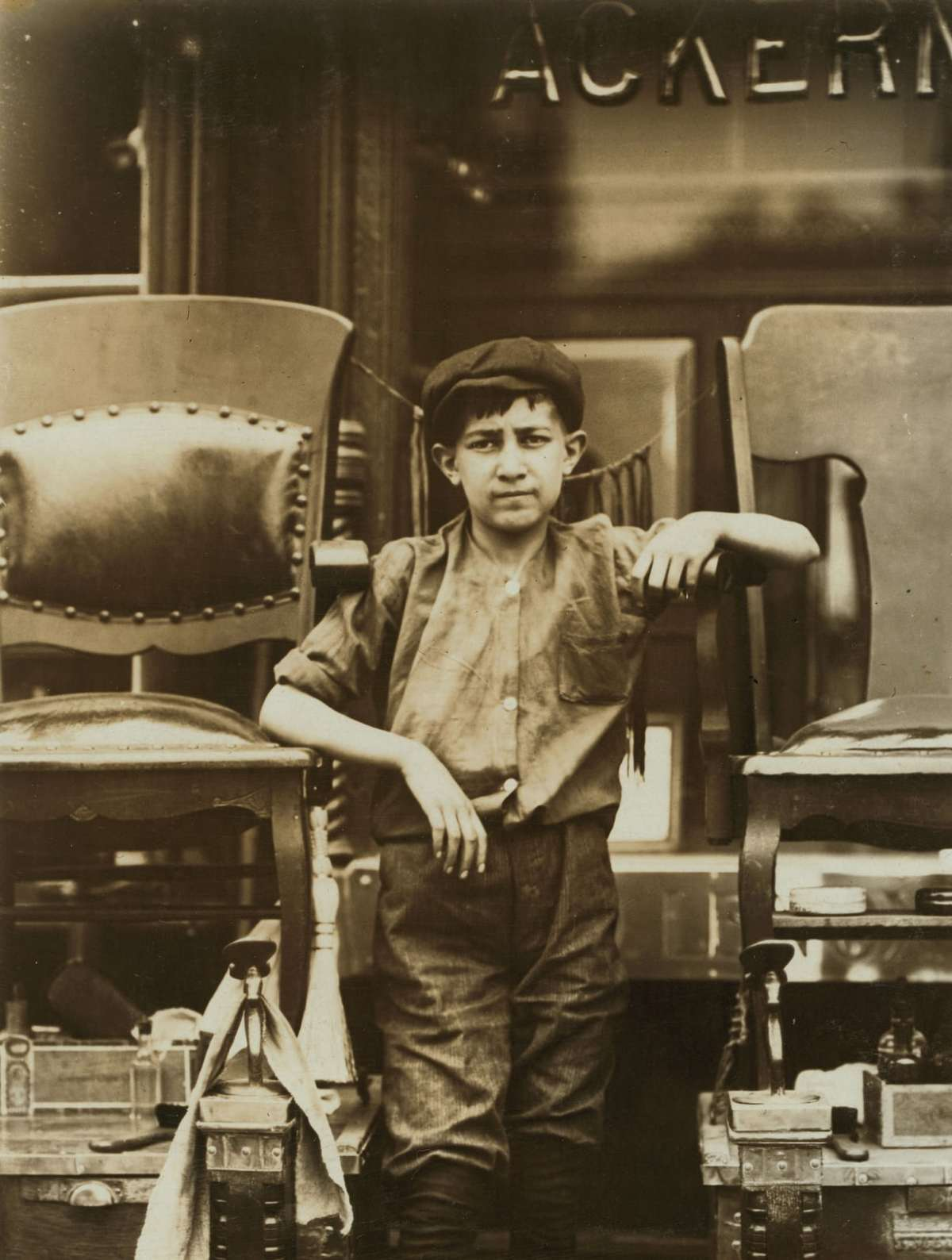Lewis Hine Photography Child Labor