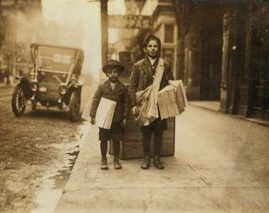 Lewis Hine Photography Child Labor