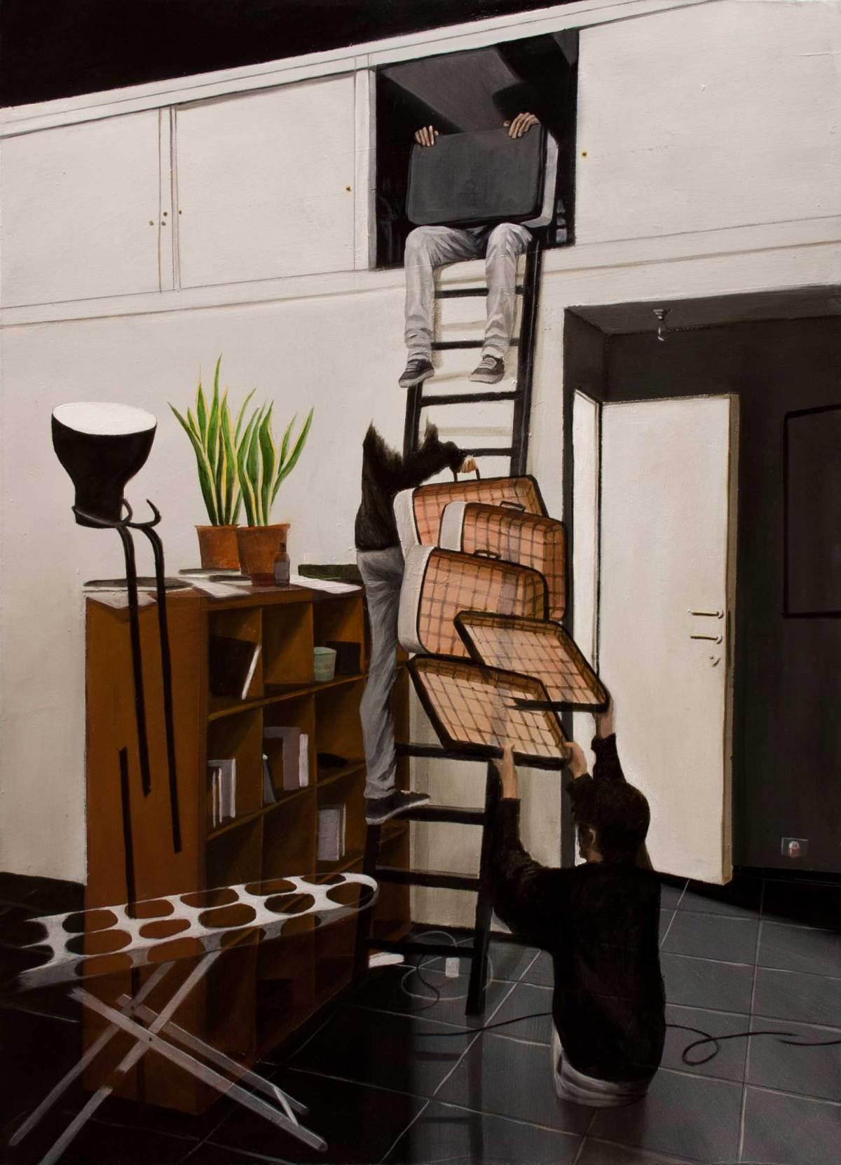 Dario Maglionico Art Reification