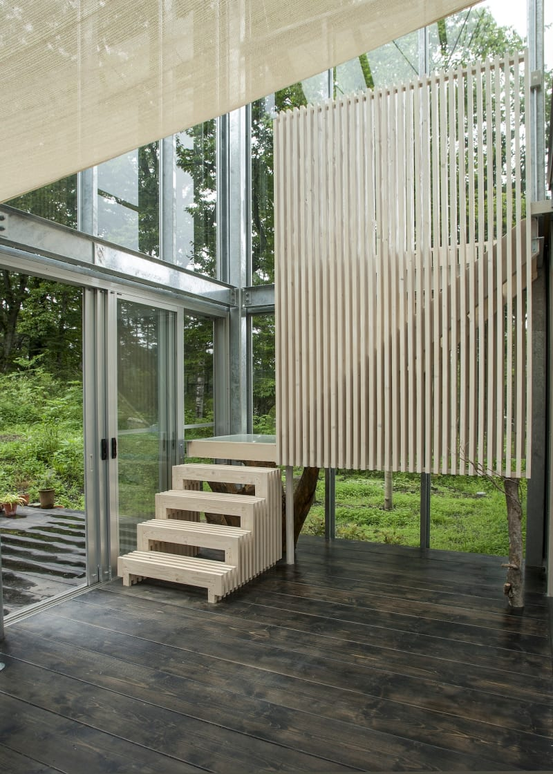 Camouflage House Architecture