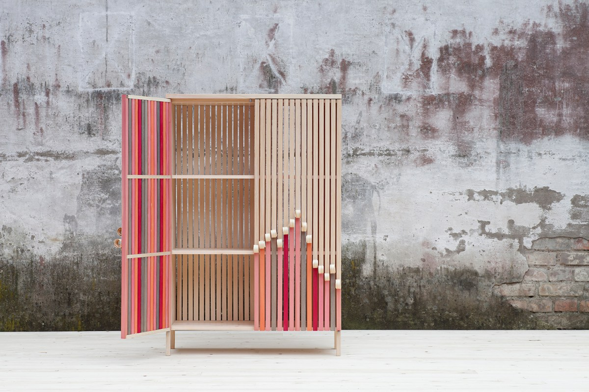 Stoft Studio Whittle Away Furniture Design