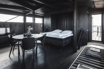 TheKrane Hotel Architecture