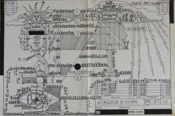 Lionel Favre Art Blueprints