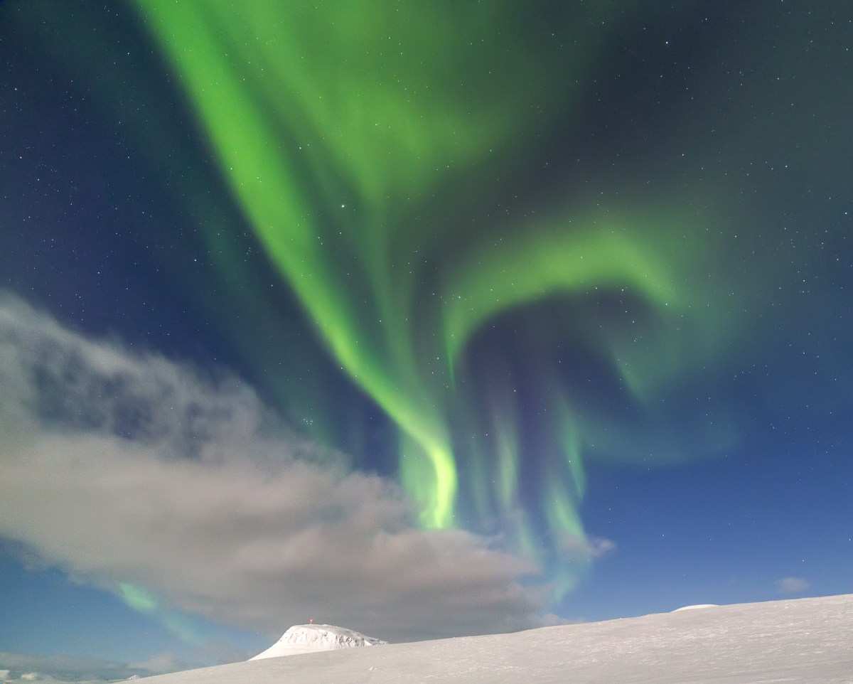 Tiina Tormanen Lapland Northern Lights Photography