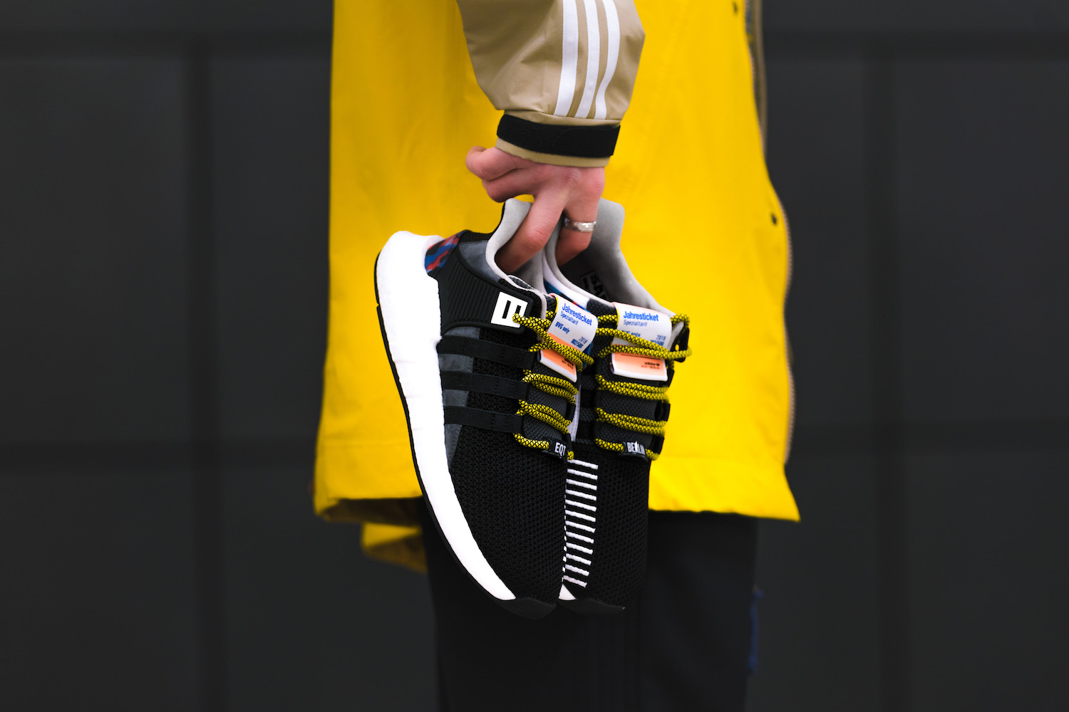 This adidas Sneaker Is A Yearly Pass to Berlin's Public