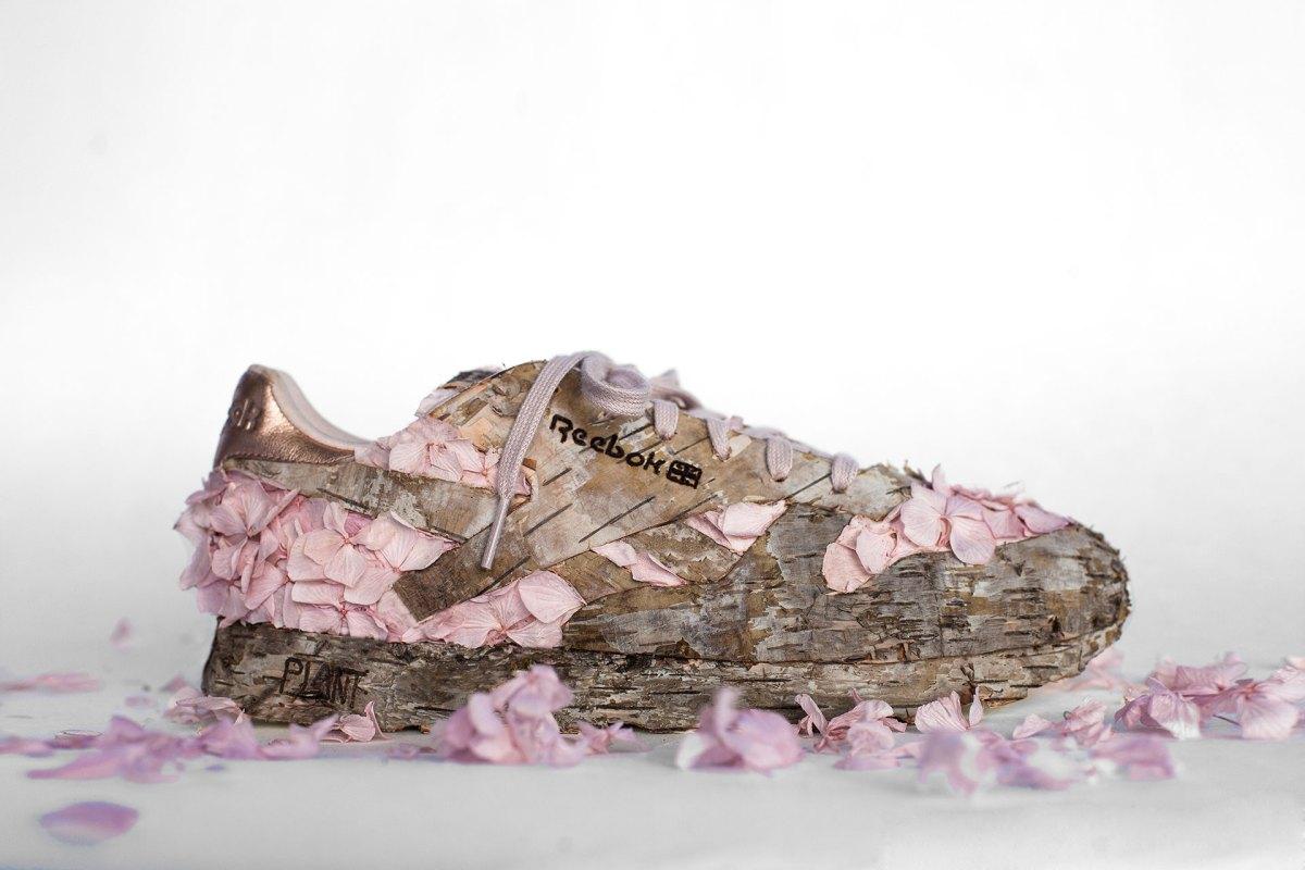 Monsieur Plant Sneakers Nature