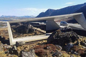 Morfeus Arkitekter Norwegian Rest Stop
