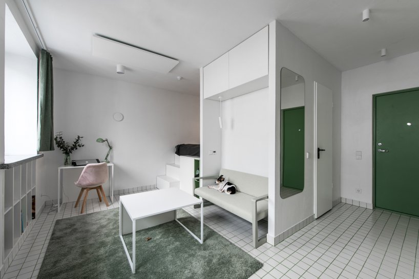 These 25 Square Foot Apartments Are The Future Of Tiny Living Plain Magazine
