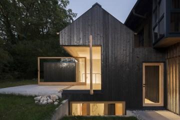 Black House Buero Wagner Architecture