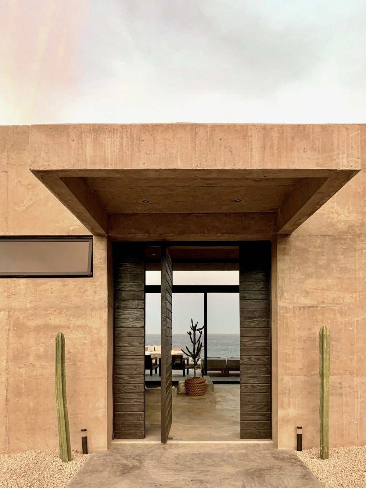 Sonoma House Roca Arquitectos