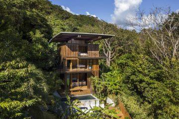 Olson Kundig Costa Rica Treehouse