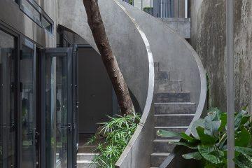 Coong's Garden Nguyen Khac Phuoc Architects