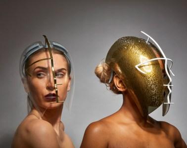 Face Shields African Design Tosin Oshinowo Chrissa Amuah