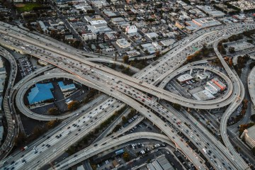 Mitch Rouse Aerial Interchanges