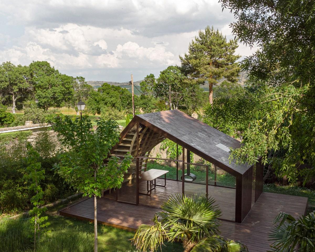 MUDD Architects Writer's Cabin