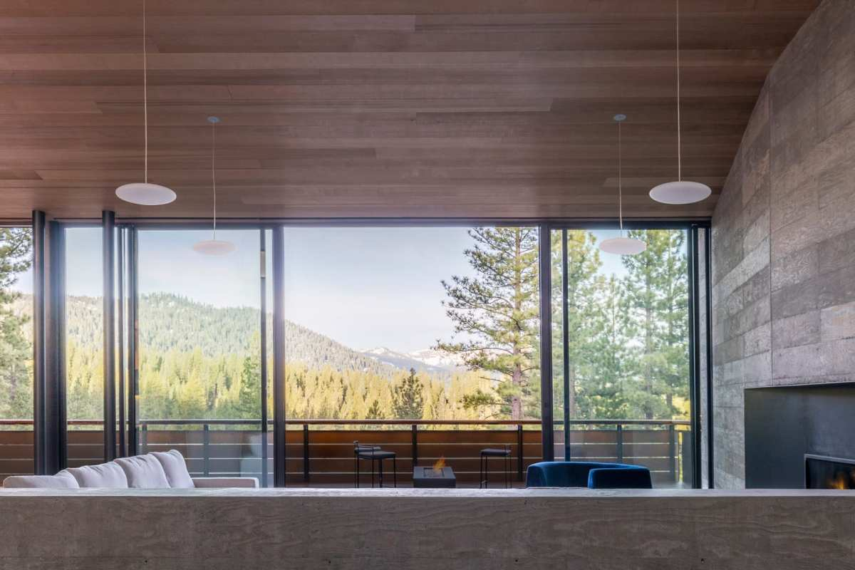Viewfinder House Faulkner Architects