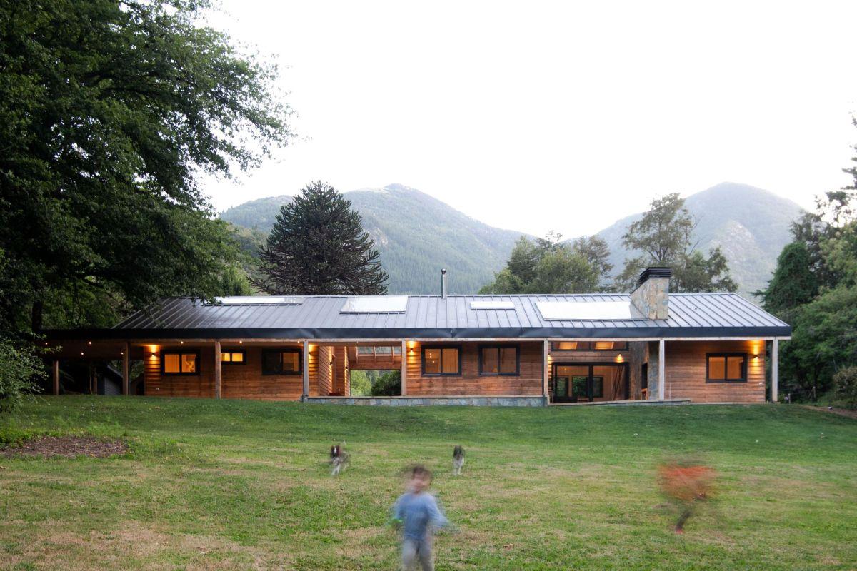 Zaguan House Chile