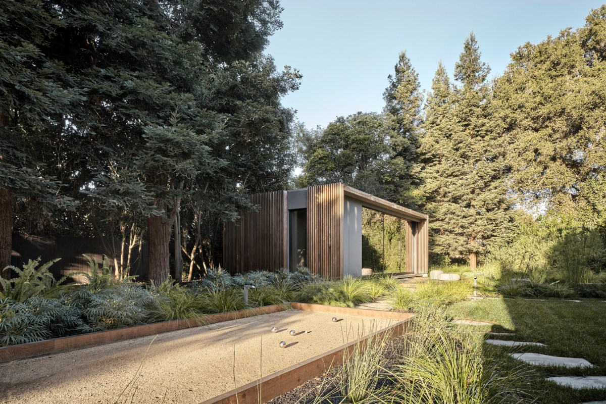 Feldman Architecture Atherton Pavilions