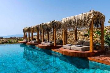 Kyriakos Tsolakis Architects Mykonos Wellness Resort