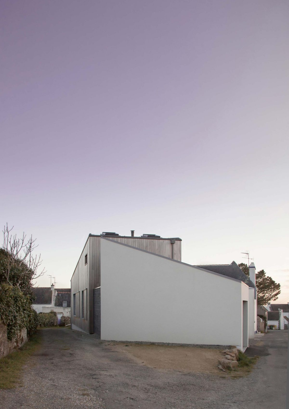 Aurelien Chen Sentinel House