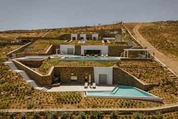 Antiparos Villas Tsolakis Architects Greece