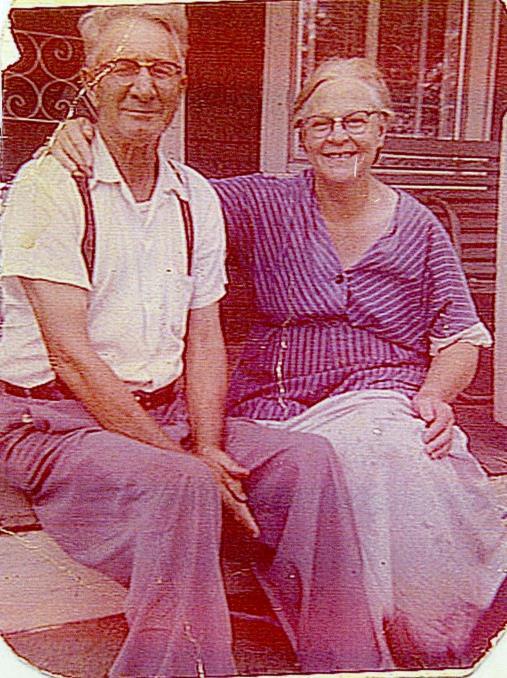 Grandpop and Grandmom