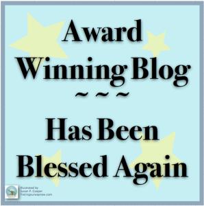 Award Winning Blog Award