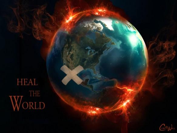 Heal the World - Horty Rexach