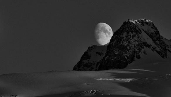 Moonlight Over Alaska