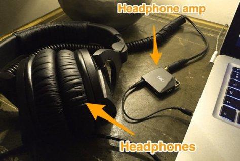 FiiO E6 Portable Headphone Amplifier