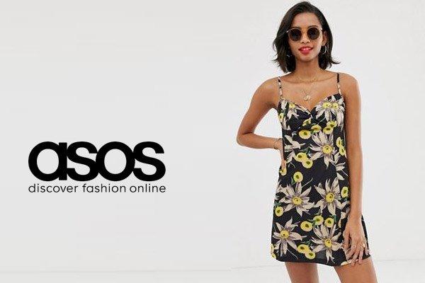 ASOS Floral Beach Dresses