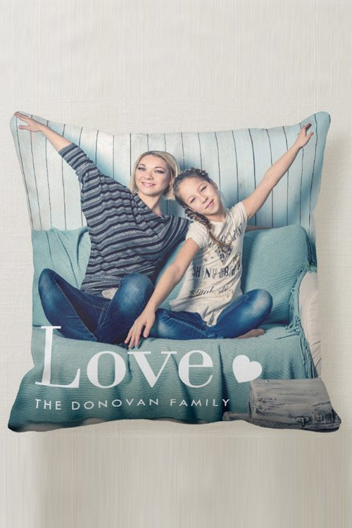 Best Custom Pillows With Pictures