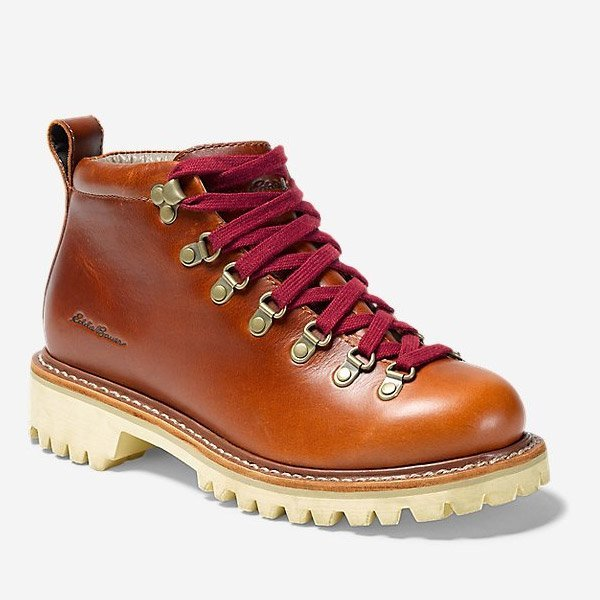 Eddie Bauer : K-6 Full-Grain Leather Hiking Boots for Women