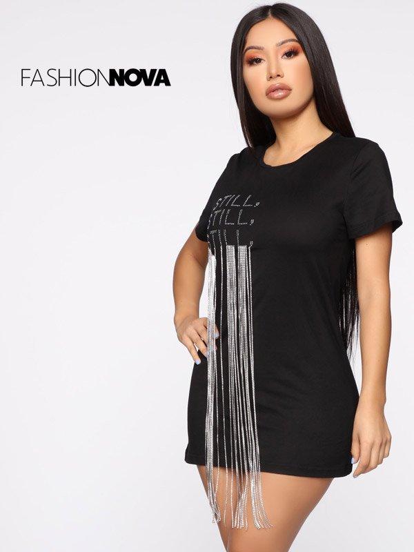 Fashion Nova Best T-Shirt Dresses for Women