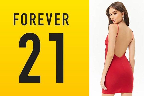 Forever 21 Bodycon Dresses